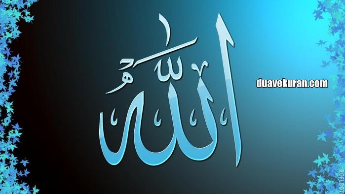 Allah'ın 99 İsmi ve Anlamları