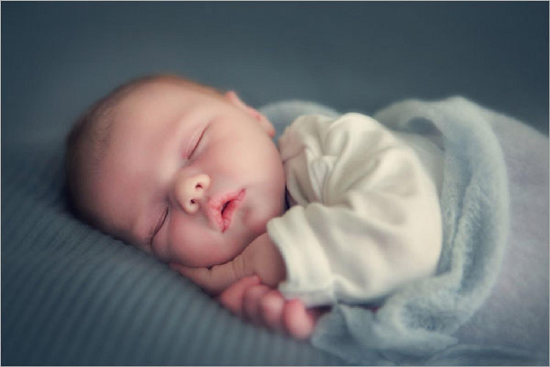 Uyumayan Bebek İçin Dua