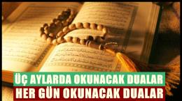 Üç Aylarda Her Gün Bir Dua (Etkili Dualar)