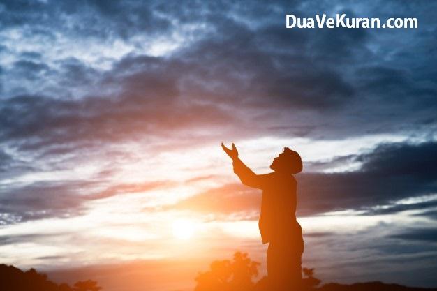 Kur'an'ı Kerim'de Duanın Fazileti