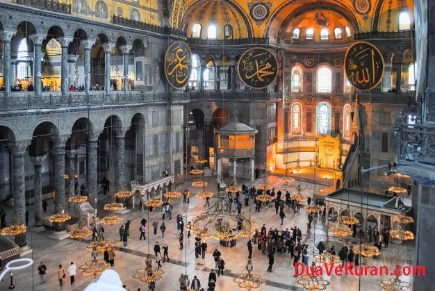 Ayasofya'nın Müslümanlar İçin Önemi nedir