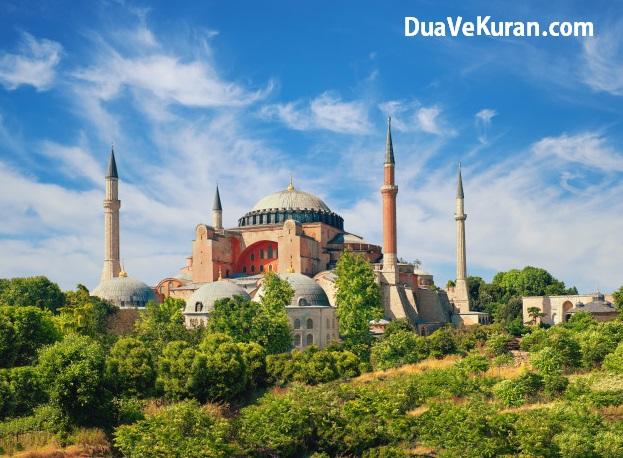 Ayasofya'nın Müslümanlar İçin Önemi