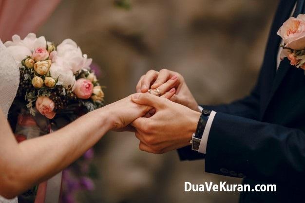 Evlenmek İsteyenler İçin En Etkili Dua
