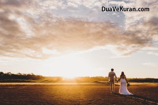 Evlenmek için en etkili dua