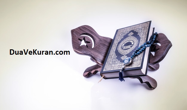 Kuran-ı Kerim' de Geçen Dualar
