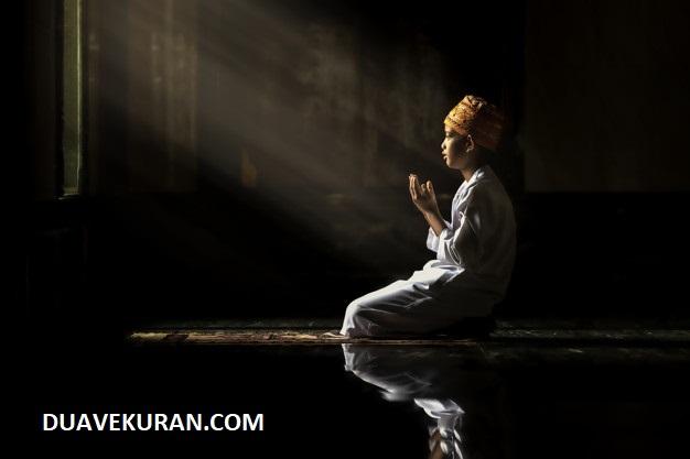 Ne İstersen Hemen Kabul Olan Dualar