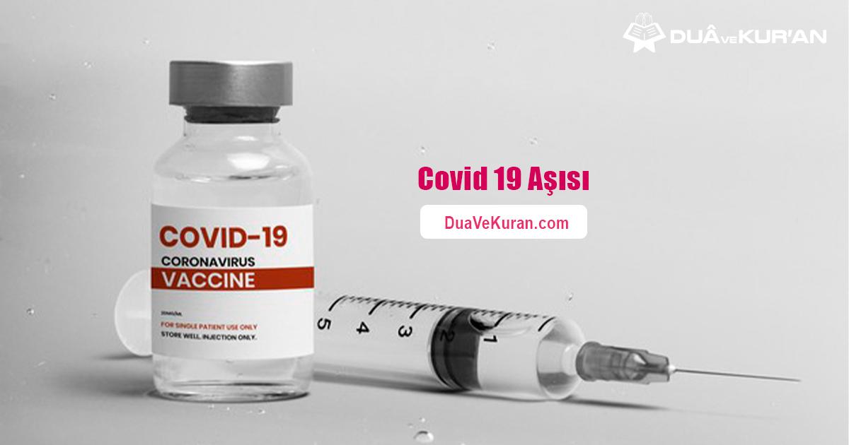 Covid 19 aşısı
