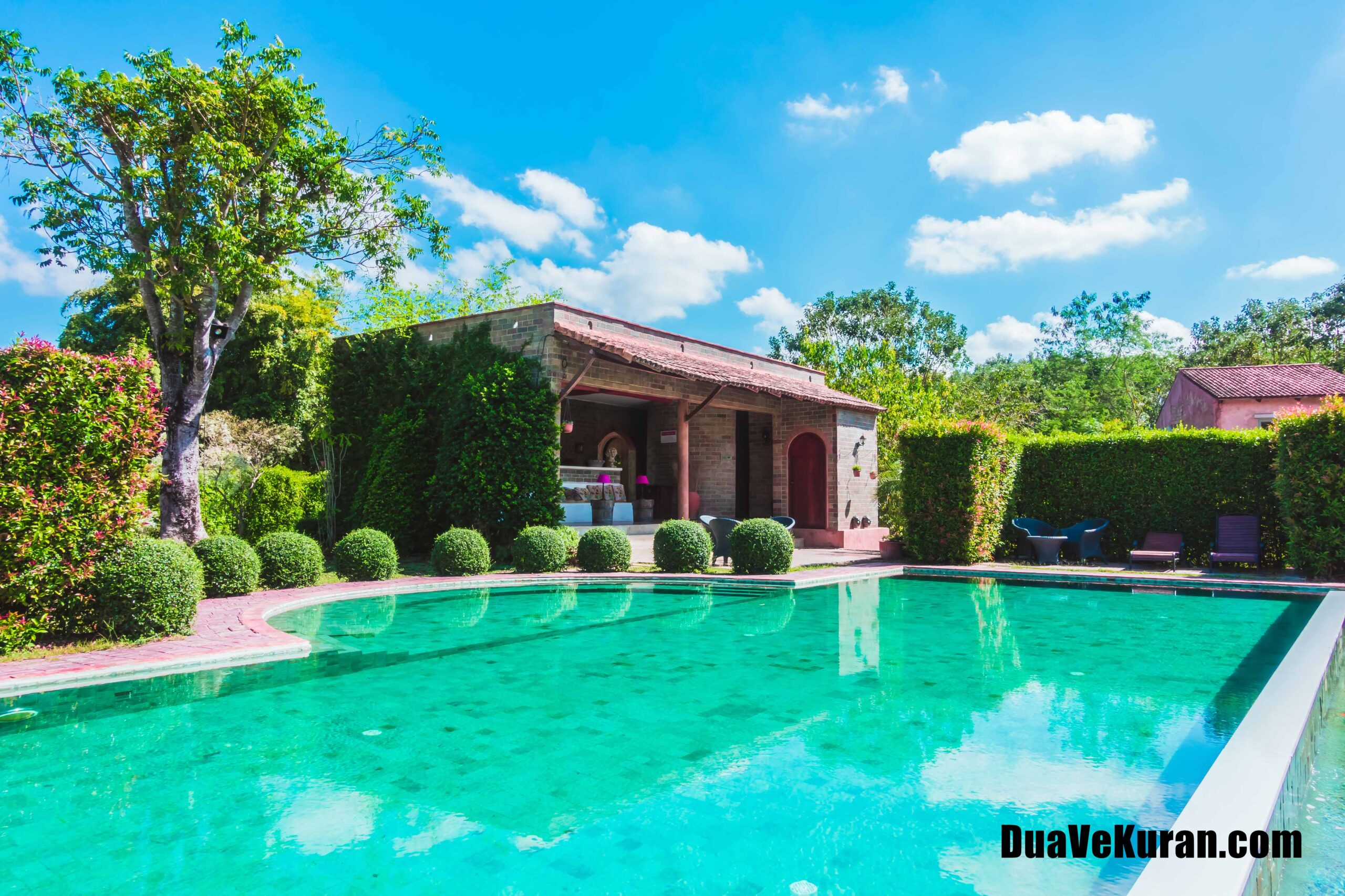 Villa Almak İçin Dua